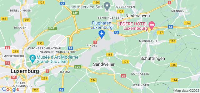 Где находится люксембурга
