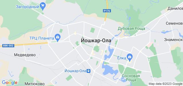Йошкар-ола где находится это россия