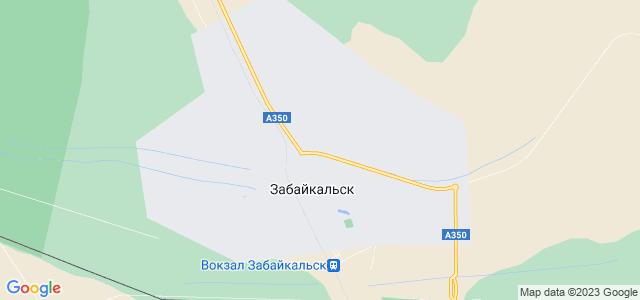 Где находится забайкальск