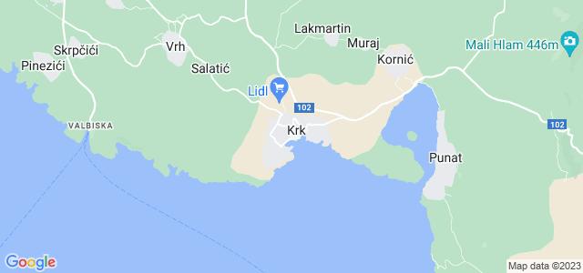 Где находится крк
