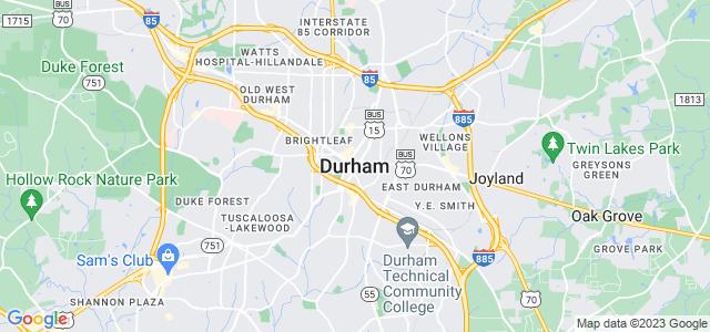 Durham Zoznamka