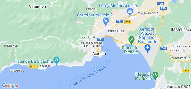 Badoo rencontre ajaccio