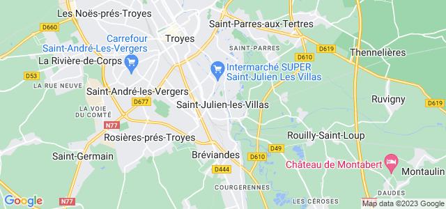 Badoo Saint Julien Les Villas